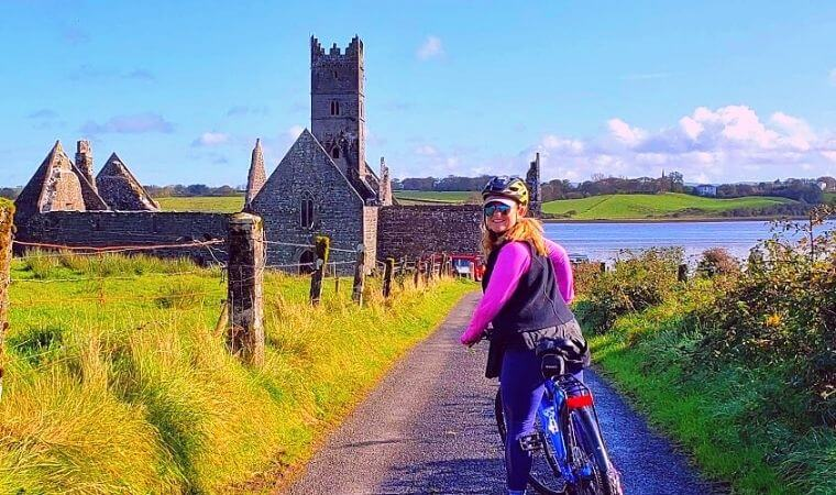 Ballina Greenway Monasteries of the Moy