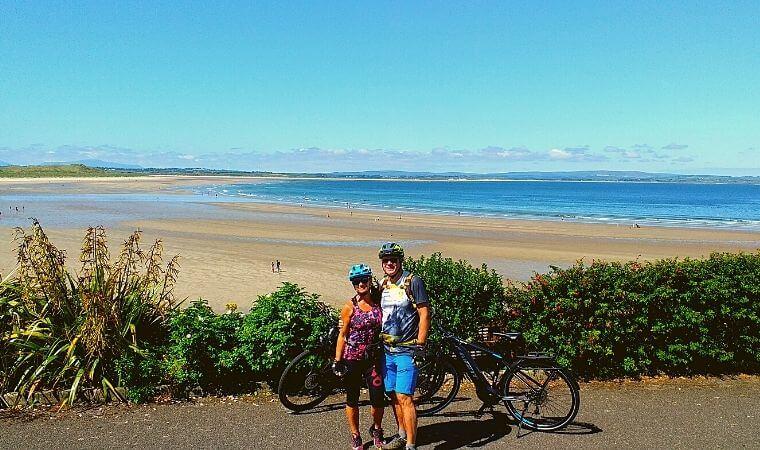 Cycling Route Ballina Enniscrone Loop