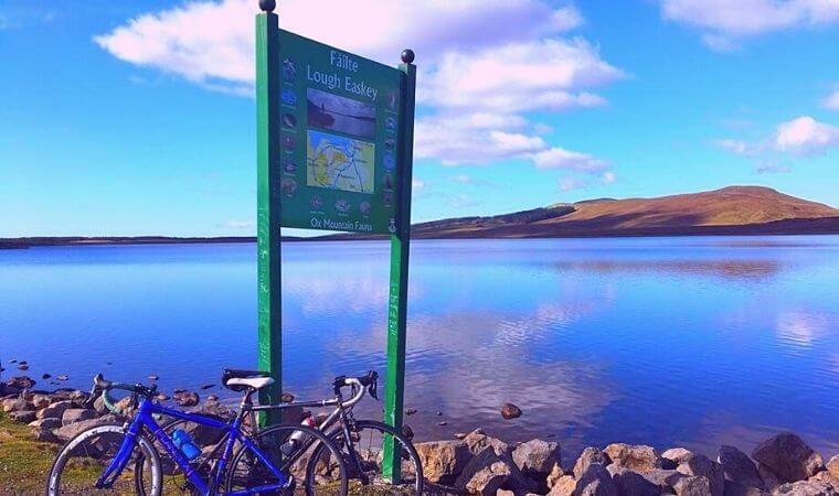 Cycling Route Mayo Sligo Loop