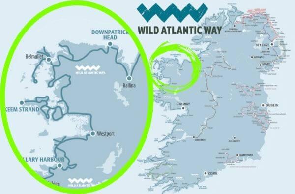 Mayo Wild Atlantic Way