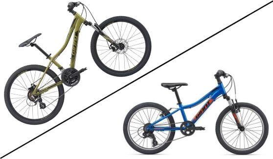 Rental bikes for children in Ballina