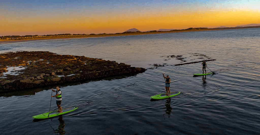 Things to do in Enniscrone SUP